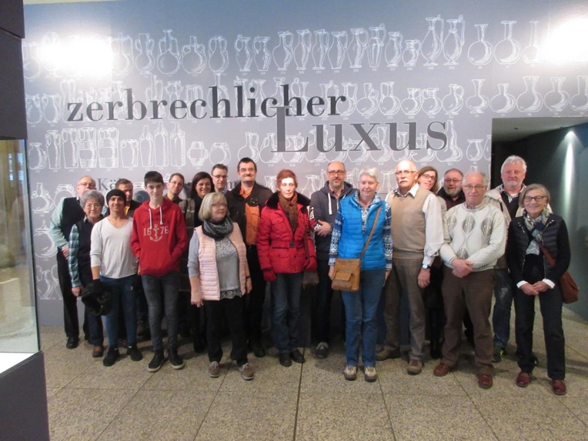 Exkursion nach Köln in das Römisch-Germanische ...